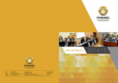PHSDSBC 2014-15AnnualReport www.marike.co.za-1