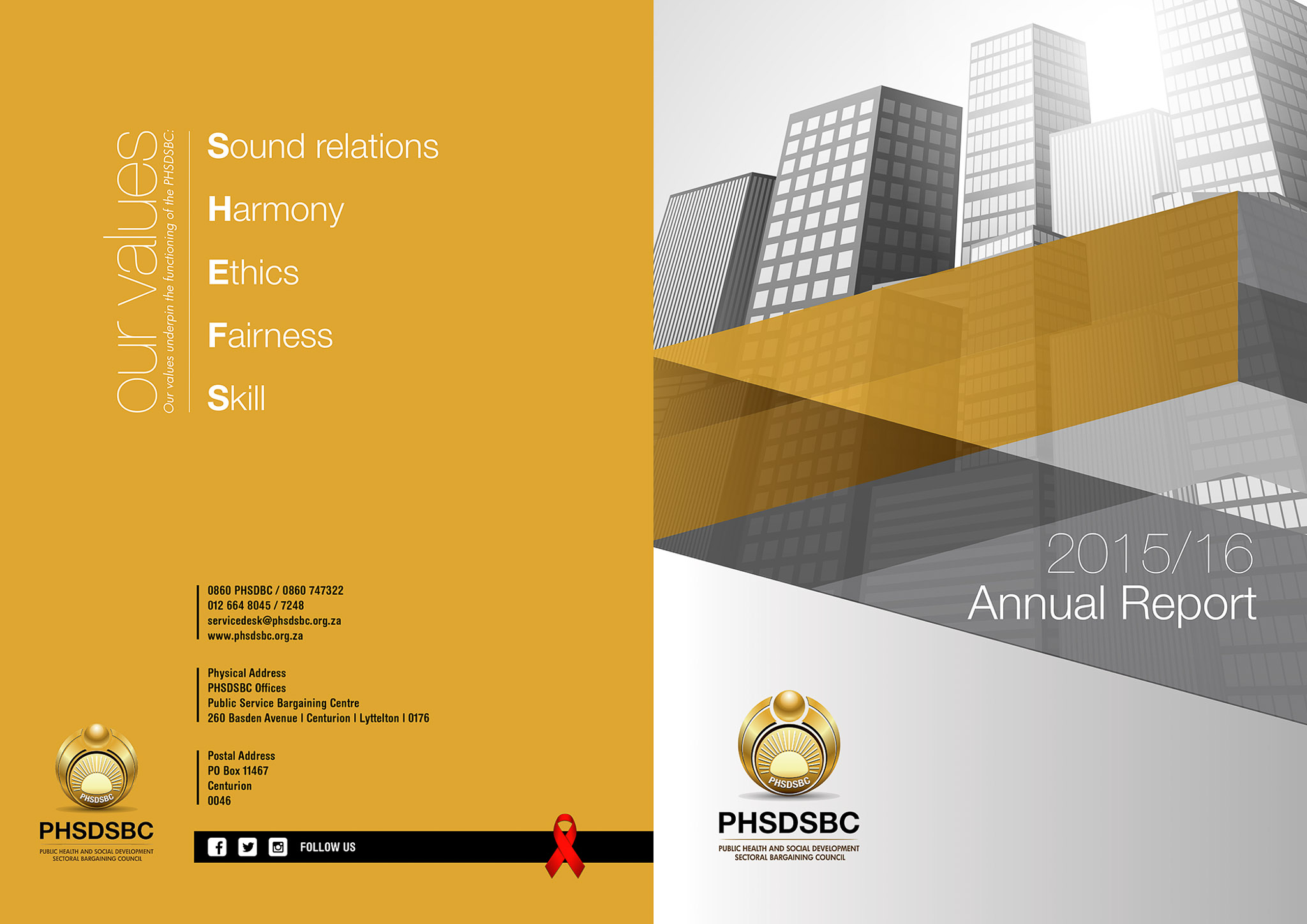2013 14 fairwood annual report